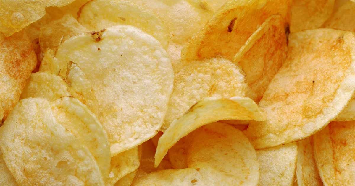 cara membuat keripik kentang