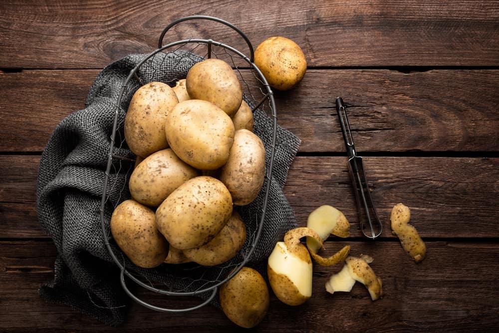 cara membuat kentang
