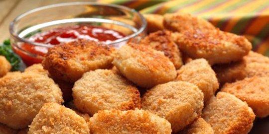 cara membuat nugget sayur