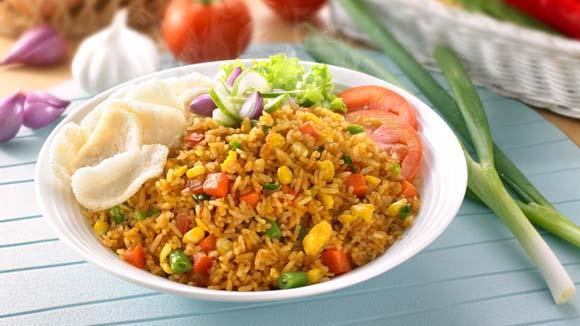 Cara Membuat Nasi Goreng Jagung Lezat