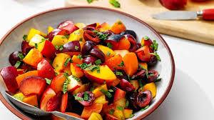 cara membuat salad buah untuk diet