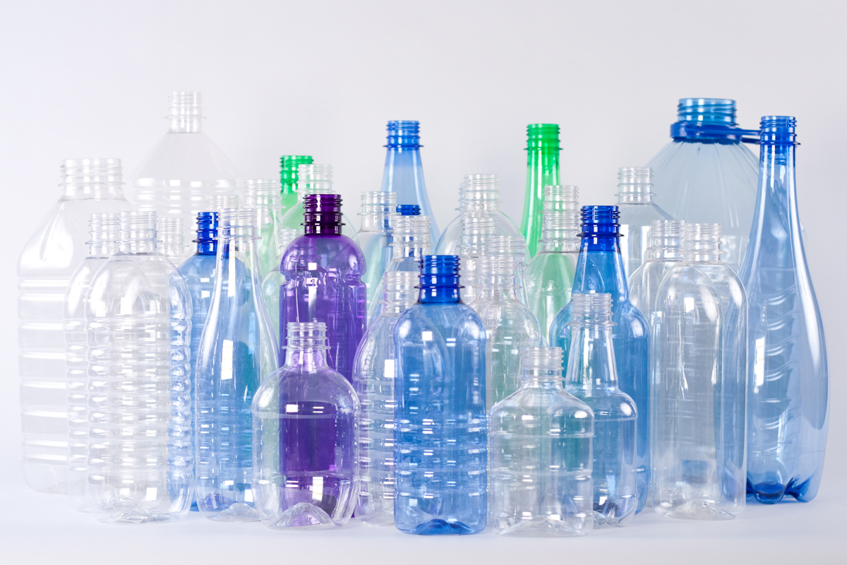Plastik PETE atau PET