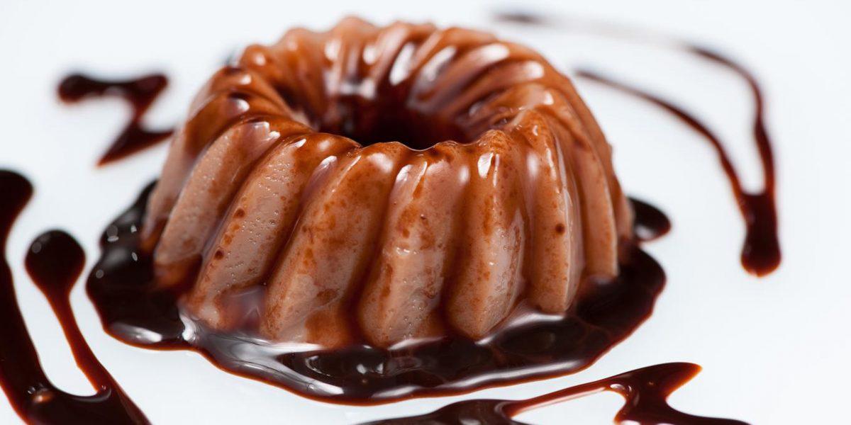 membuat puding coklat nutrijell