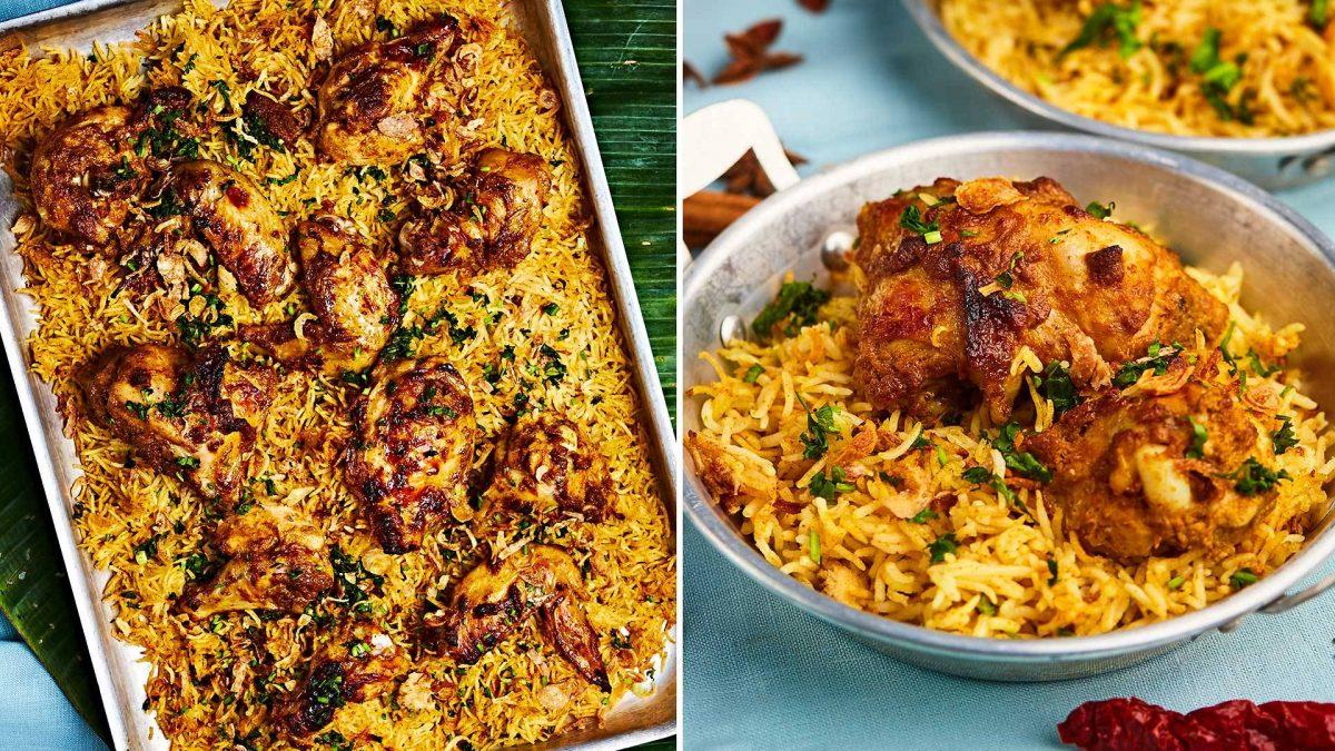 resep nasi briyani rice cooker