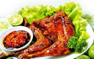 resep ayam bakar madu pedas manis