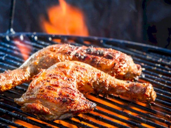 Cara Memasak Ayam Bakar Kecap