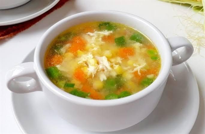 Cara Membuat Sup Jagung Manis, Enak, dan Sederhana