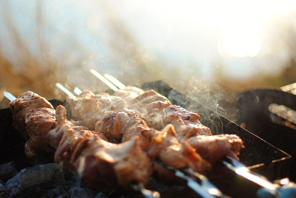 Resep Bumbu Sate Kambing Sebelum Dibakar