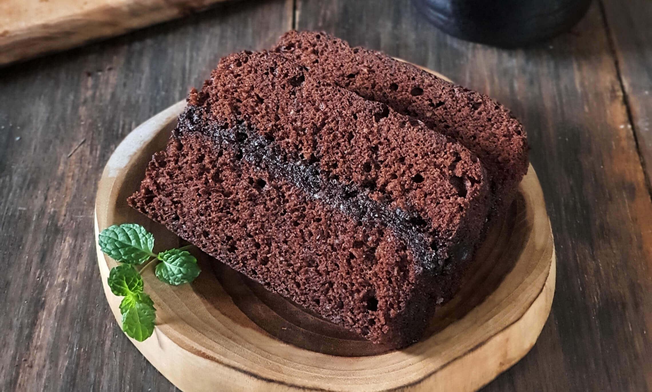 cara membuat bolu brownies kukus coklat sederhana
